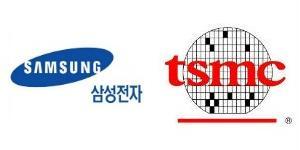 """""""4분기 파운드리 점유율 TSMC 53%로 확대, 삼성전자 18%로 줄어"""