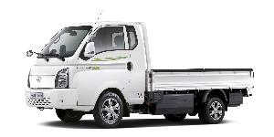 """""""현대차 소형트럭 '포터Ⅱ' 전기차모델 출시, 가격은 4060만 원부터"""