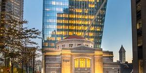 하나금융투자, 롯데호텔과 손잡고 미국 시애틀 호텔 2040억에 인수