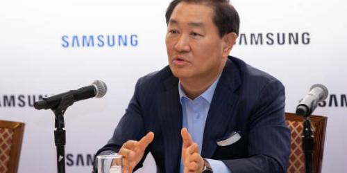 """""""삼성전자 사장 한종희"""