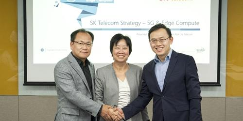 SK텔레콤, 글로벌 통신사 5곳과 모바일 에지컴퓨팅에서 '초협력'