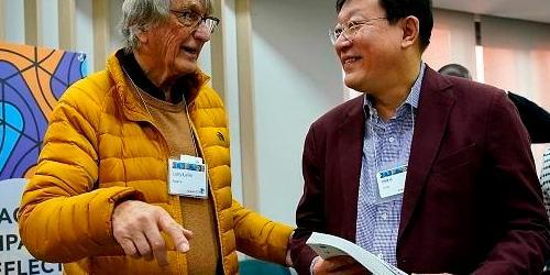 """GS 스탠퍼드대학과 '혁신' 심포지엄 개최, 허태수"