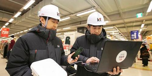"""""""KT, 실내 5G통신 품질 높여주는 고성능 광중계기 개발"""