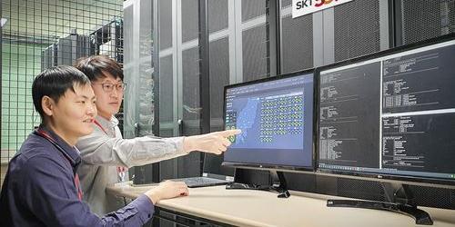 """""""SK텔레콤, 상용망에서 5G통신 단독 모드 데이터통신 성공"""