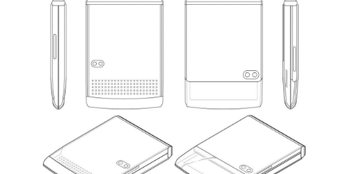 """""""삼성전자 다음 폴더블폰 디자인 특허 출원, 열지 않고도 조작 가능"""