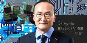 """""""[CEO&주가] SK하이닉스 주가 고공행진, 이석희 실적 신기록 재도전"""
