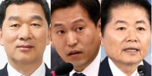 """""""민주당 후보 신정훈 손금주 김병원, 전남 나주화순에서 오차범위 접전"""