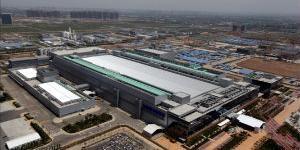 삼성전자, 코로나19에도 중국 시안 반도체공장을 예정대로 가동