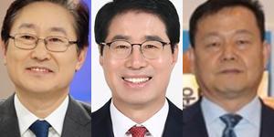 민주당 박범계, 대전 서구을 의원 적합도에서 44.2%로 앞서 나가