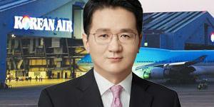 """""""조원태, 한진칼 전문경영인으로 우기홍 내세워 경영권 방어선 세울까"""