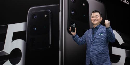 """""""삼성전자 '갤럭시S20'으로 5G스마트폰 주도권 자신, 비싼 가격은 부담"""
