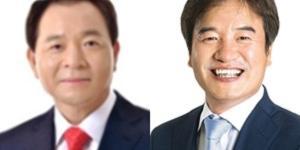 """""""서산태안 가상대결에서 한국당 성일종 48.6%, 민주당 조한기 38.4%"""