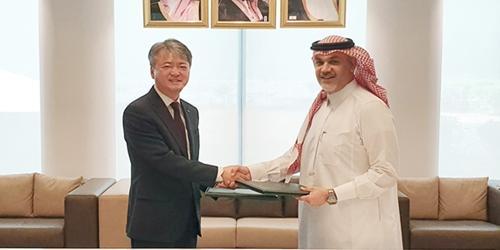 """무역보험공사 사우디아라비아 재무부와 협력, 이인호 """"수주 지원"""""""