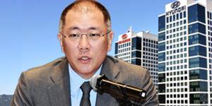 """""""정의선, 현대차그룹 '5년간 100조' 재원 마련 위해 원가혁신 가속페달"""