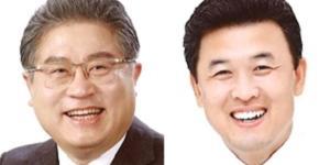 경남 양산시갑에서 민주당 이재영 지지 35.4%, 통합당 윤영석 46.7%