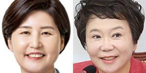 경기 수원을에서 민주당 백혜련 41.2%, 통합당 정미경 38.4% 접전