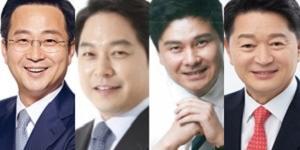서울 중구성동구을 민주당 박성준 통합당 지상욱, 똑같이 표 분산 걱정