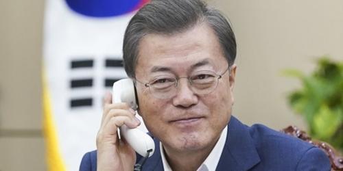 """""""문재인, G20 특별화상정상회의에서 필수적 경제교류 제안하기로"""
