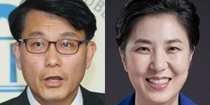 인천 동구미추홀구을 민주당 남영희 30.5%, 무소속 윤상현 29.8%