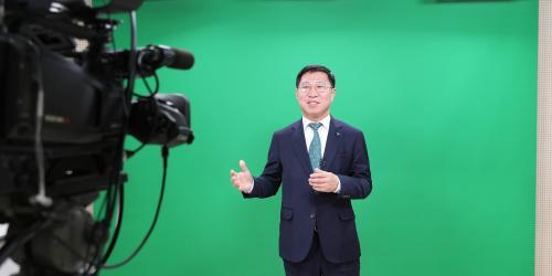 """""""김인석 하나생명 대표 온라인 취임사, """"보장성보험과 디지털 강화"""""""