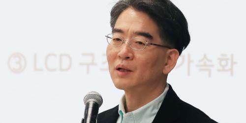 """""""[오늘Who] 정호영, LG디스플레이 '올레드 중심' 의지 흔들림 없다"""