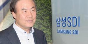 """""""삼성 전자계열사 주가 약세, 삼성SDI 삼성SDS 삼성전기 3%대 하락"""