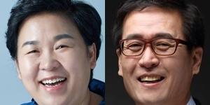 시흥갑에서 민주당 문정복 47.5%, 통합당 함진규 35.6%에 앞서