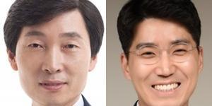 의정부을에서 민주당 김민철 50.6%, 통합당 이형섭 32.1%에 우세
