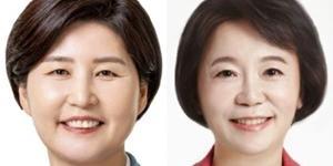 """""""수원을에서 민주당 백혜련 47.9%, 통합당 정미경 34.9%에 우세"""