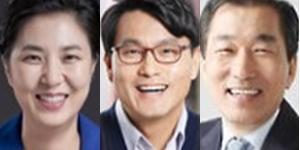 """""""인천 동구미추홀구을 민주당 남영희 29.8%, 무소속 윤상현 37.2%"""