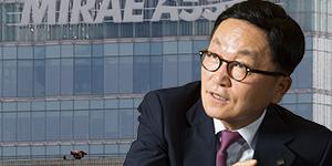 """""""박현주, 미래에셋자산운용과 미래에셋캐피탈 배당금 17억 기부"""