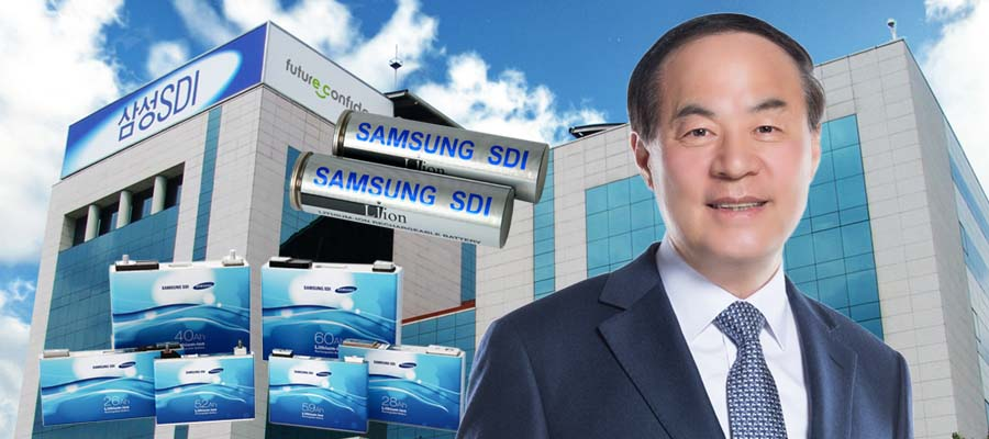 [CEO&주가] 삼성SDI 주가 상승궤도 타나, 전영현 배터리 성장틀 잡아