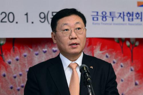 [Who Is ?] 나재철 한국금융투자협회 회장