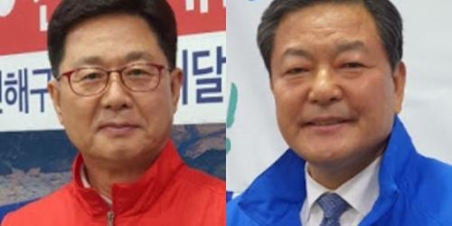 """""""창원 진해구 경합, 통합당 이달곤 43% 민주당 황기철 37%"""