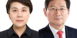 """""""용인병 접전, 민주당 정춘숙 37% 통합당 이상일 44.9%"""