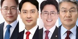 """""""포항 남구울릉 통합당 김병욱 44.2%, 민주당 허대만 27.8%에 우위"""
