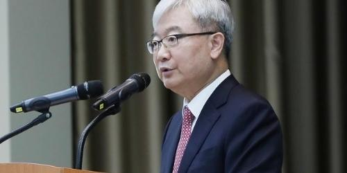 """""""한진칼 이사회 의장에 김석동, 금융위원장 지내"""