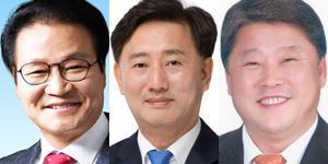 """""""대구 달서병 통합당 김용판 46.1%, 김재진과 조원진에게 앞서"""