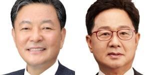 """""""창원 진해구 접전, 통합당 이달곤 45.1% 민주당 황기철 39.6%"""