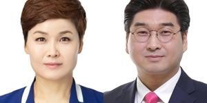 """""""광명시갑 박빙, 민주당 임오경 38.6% 통합당 양주상 37.3%"""