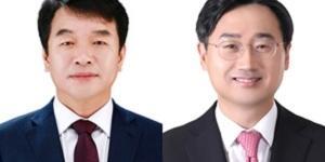 """""""천안갑 접전, 민주당 문진석 43.1% 통합당 신범철 38.3%"""