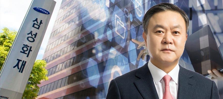 [CEO&주가] 삼성화재 주가 업황에 신음, 최영무 디지털 글로벌과 씨름