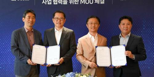 지영조 김희철, 현대차 한화큐셀 함께 태양광 에너지저장장치 개발