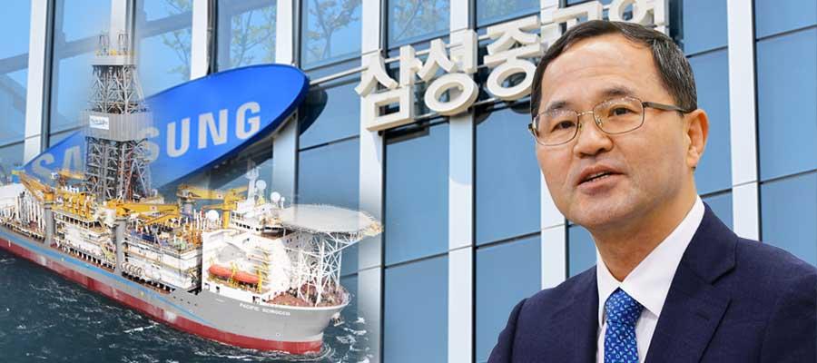 [CEO&주가] 친환경 선박기술 힘쏟는 남준우, 삼성중공업 주가도 좌우