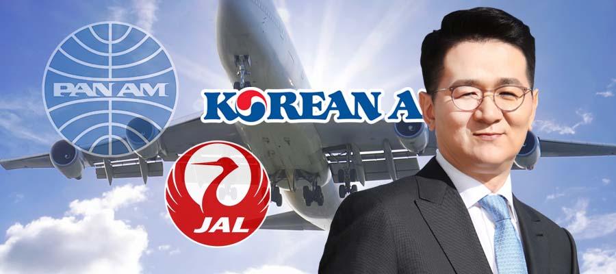 [이슈톡톡] 위기의 대한항공 기로에, 몰락한 팬암의 길과 부활한 JAL의 길