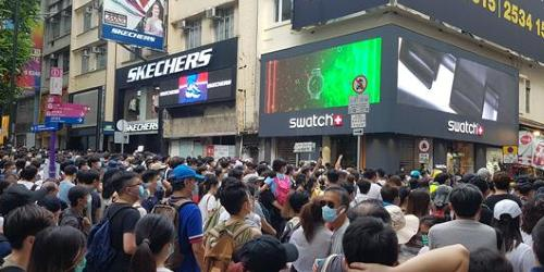 """""""한국 대기업의 홍콩법인은 170곳, 홍콩 특별지위로 영향 가시권"""