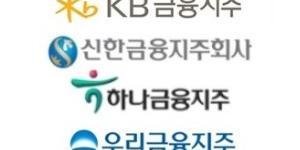 """""""[데스크리포트] 7월 기업 동향과 전망-금융지주"""