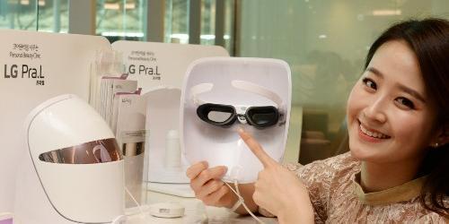 LG전자, 국가기관에서 '프라엘 LED마스크' 안전성 인정받아