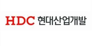 """""""건설주 강세, HDC현대산업개발 4%대 대림건설 삼성물산 3%대 올라"""