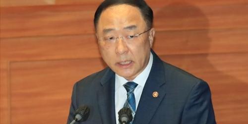 """""""홍남기 '세금폭탄' 정면 반박,"""